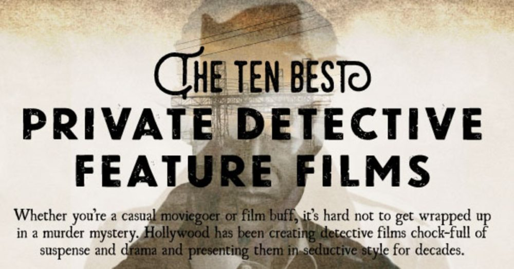 title ten best private detective films