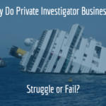 private investigator failure struggle