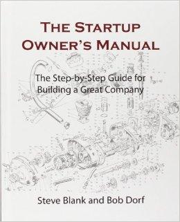 The Startup Manual - Steve Blank
