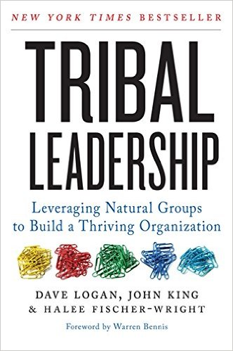 Tribal Leadership - David Logan