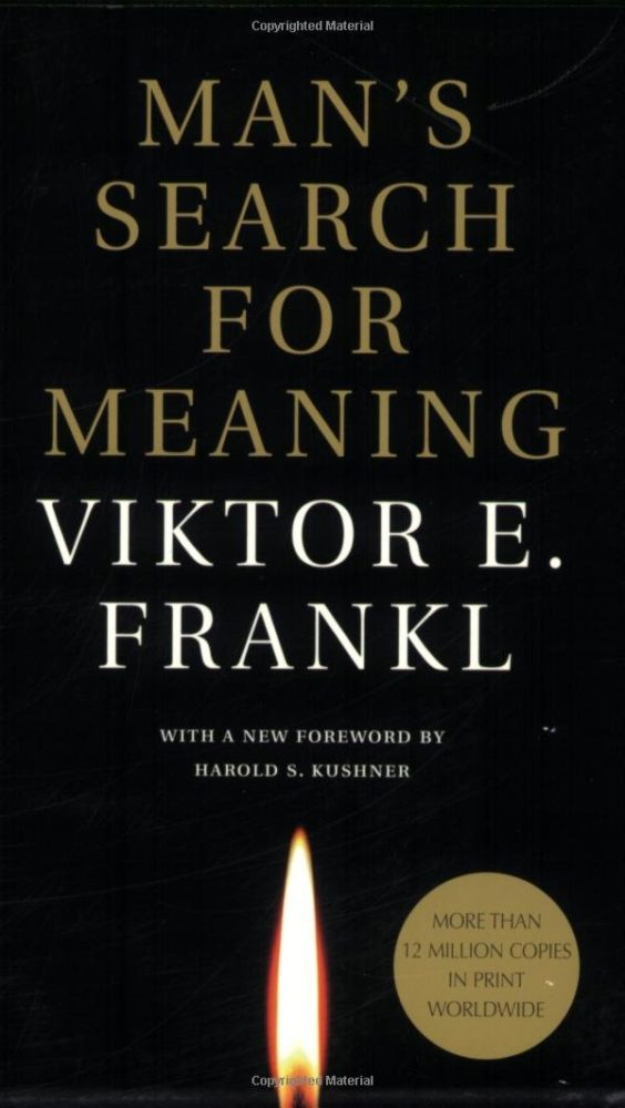 Man's Search for Meaning Victor Frankl