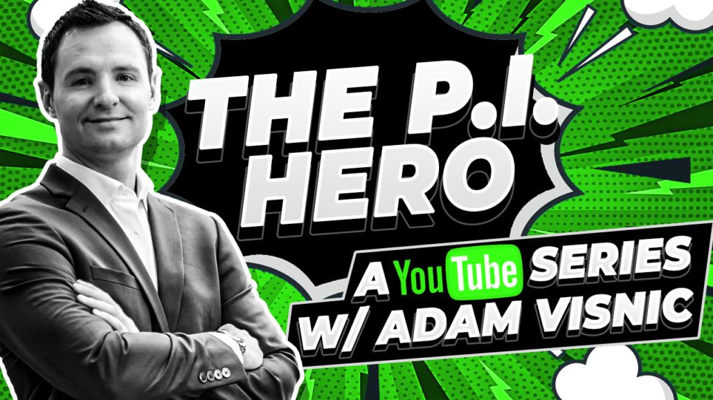 YouTube The P.I. Hero